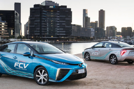 Toyota Joins New Zealand Hydrogen Association
