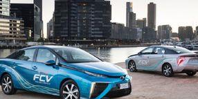 Toyota Joins New Zealand Hydrogen Association