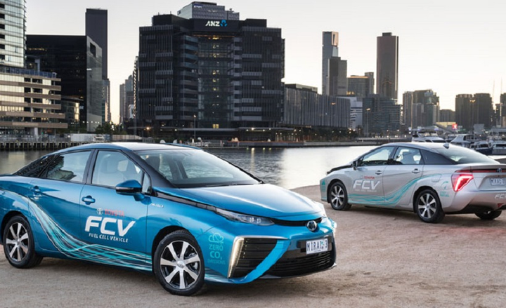 The New Zealand Hydrogen Associationwas formed in September 2018 by private sector companies and was created in part toward developing an ecosystem for hydrogen-fueled vehicles in the country.  - Photo courtesy of Toyota.