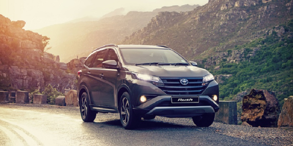 The Toyota Rush is powered by a 1.5-litre four-cylinder DOHC engine, with outputs of 103...