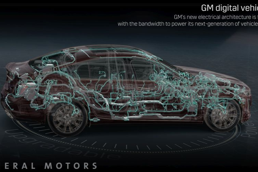 GM will roll out its new digital vehicle platform on the 2020 Cadillac CT5.