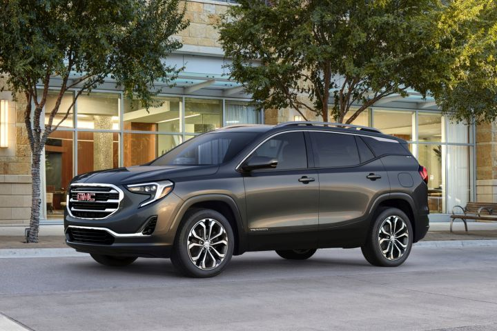 GM is recalling the 2018 GMC Terrain because of a defect involving the module that activates the airbags.