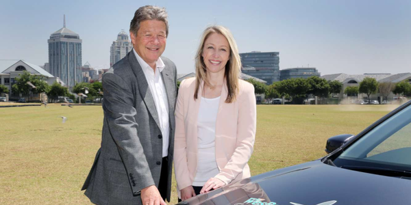 FCA South Africa CEO Graham Eagle (left) previously worked as vice president for South Africa...