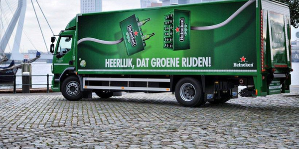 Heineken International established a road safety improvement program that is designed to...