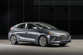 Hyundai loniq Hybrid Recalled for Hydraulic Clutch
