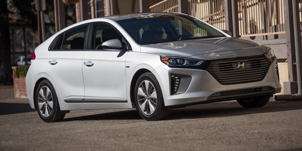 Hyundai has added a few safety options for 2019 to its Ioniq lineup that includes a...