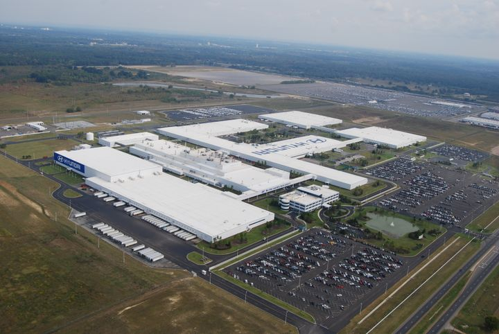 Hyundai Motor Manufacturing Alabama produces the Sonata, Elantra, and Santa Fe vehicles. Hyundai will spend $388 million to expand engine production.