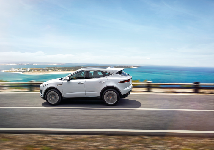 Jaguar will offer a $1,000 fleet incentive on its newest vehicle, the E-Pace luxury crossover.
