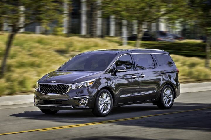 Kia Motors is recalling its 2018 Sedona minivan for a defect involving the power sliding door.  - Photo courtesy of Kia Motors America.