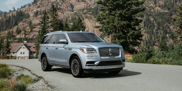 The 2018 Lincoln Navigator achieved a five-star crash test rating from the National Highway...