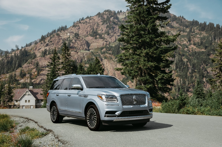 The 2018 Lincoln Navigator achieved a five-star crash test rating from the National Highway Traffic Safety Administration, which is the highest award given by the agency.
