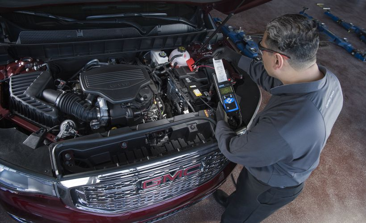 GMPartsCenter.net is offering a fleet maintenance and repair guide.  - Photo courtesy of GM.
