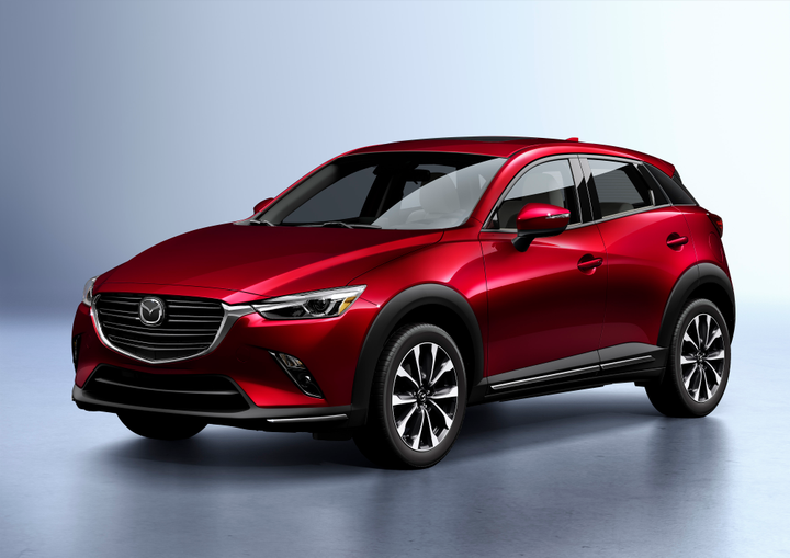 Photo of 2019 CX-3 courtesy of Mazda.