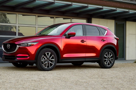 Mazda Recalls CX-5 for Air Bags