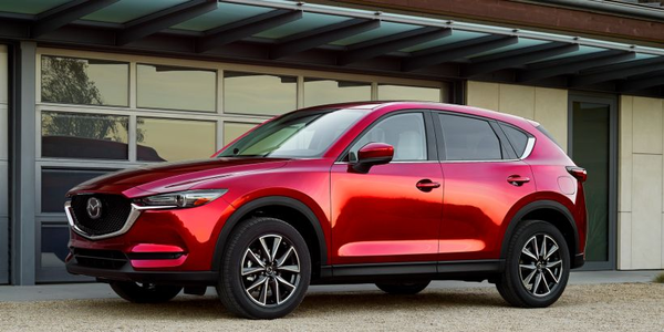 Mazda has recalled its 2018 CX-5 compact SUV for an air-bag defect.
