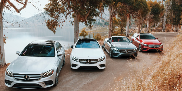 The Mercedes-Benz E450 (with optional 4Matic) replaces the E400 sedan for 2019 in four body...