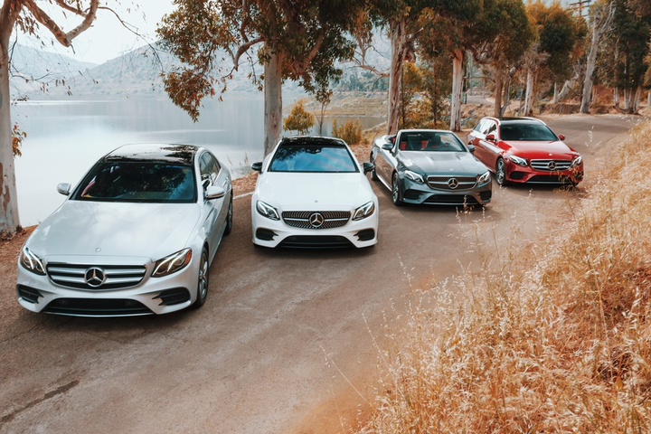 The Mercedes-Benz E450 (with optional 4Matic) replaces the E400 sedan for 2019 in four body styles, including sedan, coupe, cabriolet, and wagon.