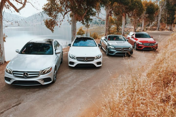 The Mercedes-Benz E450 (with optional4Matic)replaces the E400 sedan for 2019 in four body styles, including sedan, coupe, cabriolet, and wagon.  - Photo courtesy of Mercedes-Benz USA.