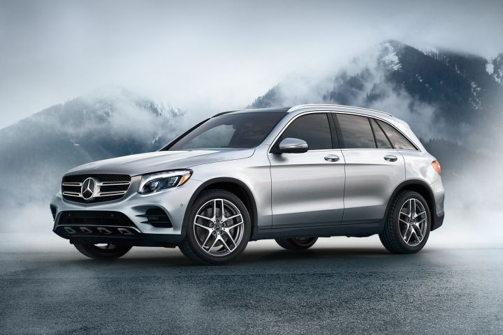 Mercedes-Benz is increasing most of its corporate fleet incentives for 2019 models, including the GLC (shown).