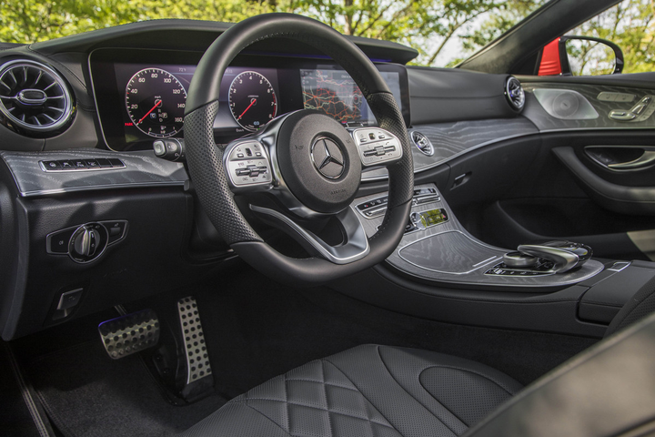 Mercedes-Benz will offer three tiers in its subscription service, but hasn't announced which vehicles would fall into the tiers.  - Photo courtesy of Mercedes-Benz USA.