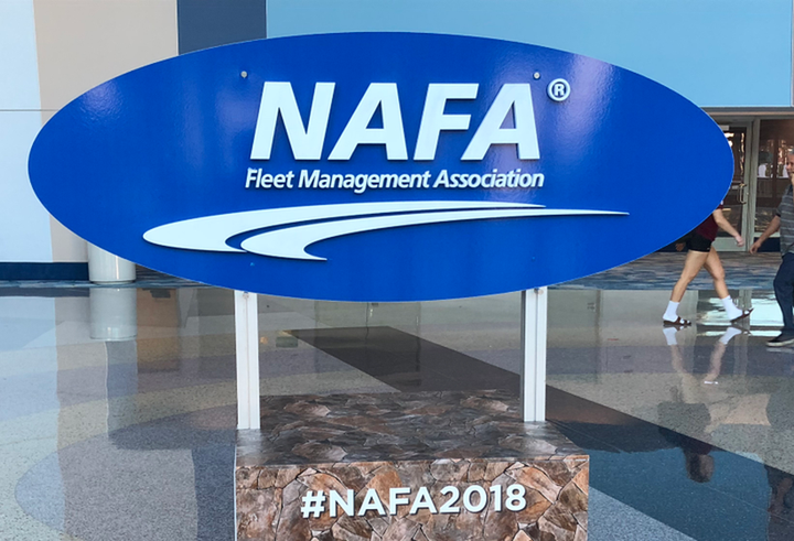The 2018NAFA Institute & Expo was held April 24-27 at the Anaheim Convention Center in Anaheim, Calif.  - Photo by Mike Antich.