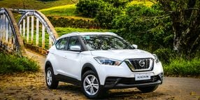 South America: Nissan Sales Jump 14.3% in South America