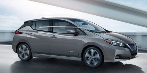 The automaker has plans to introduce the Leaf to the region, which may be available in a few...