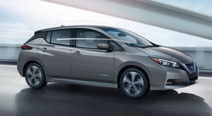 The automaker has plans to introduce the Leaf to the region, which may be available in a few select markets, -