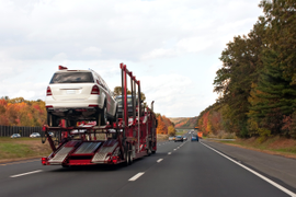 Acertus Sets Up Vehicle Transportation Platform