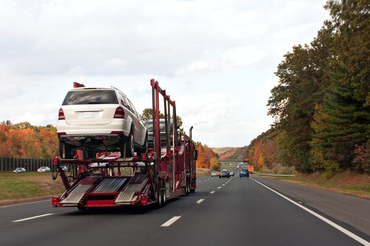 Acertus has launched a new vehicle transportation platform for shippers, including fleet management companies.  - Photo courtesy of Acertus.
