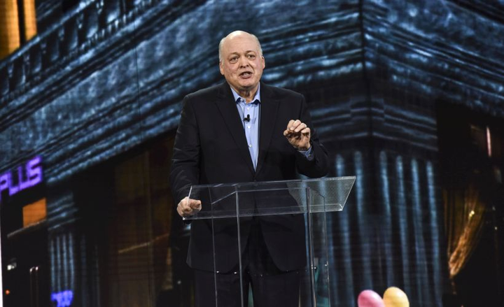Ford's CEO Jim Hackett said manufacturers are best positioned to monetize vehicle data.