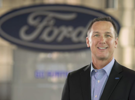 Mark Buzzell has been named director of Ford's fleet sales operation, and will start his new role on Jan. 1.