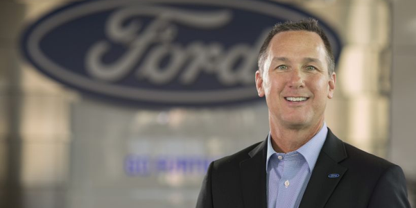 Mark Buzzell has been named director of Ford's fleet sales operation, and will start his new...