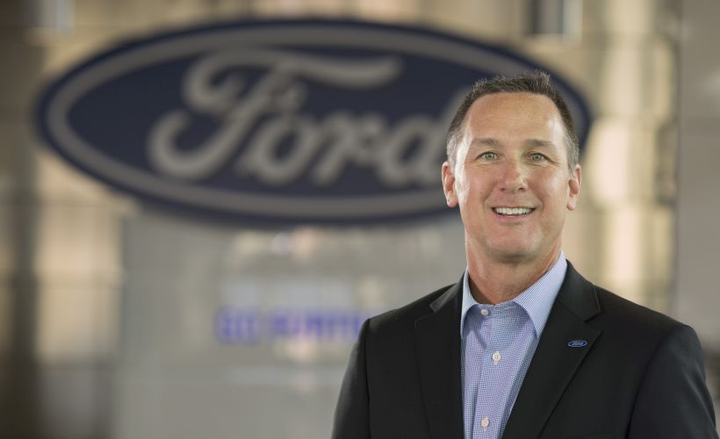 Buzzell has led Ford's Canadian business since January 2017, including a national headquarters, three regional offices, three vehicle assembly and engine plants, and two parts centers.
