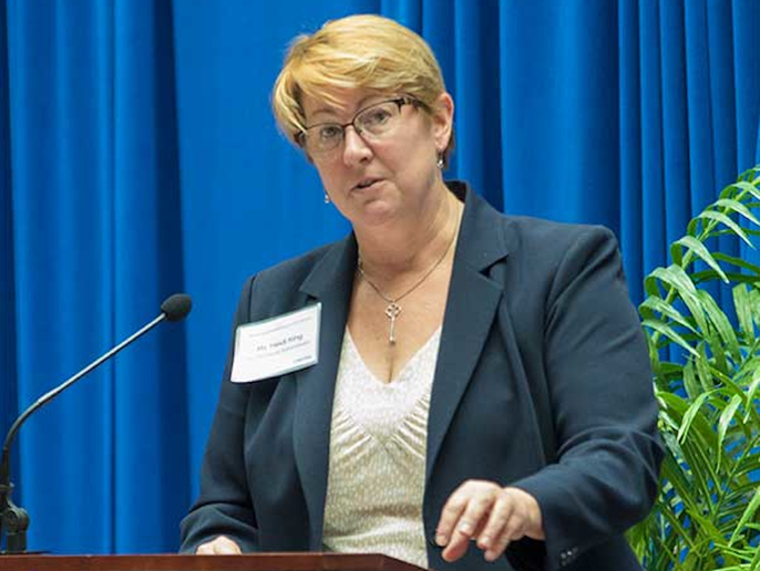 Heidi King plans to leave NHTSA, which would leave the agency with its top two positions unfilled.  - Photo via NHTSA.
