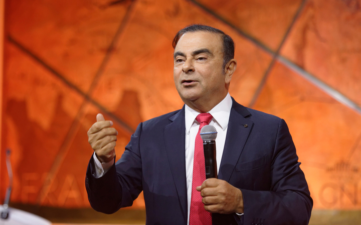 Carlos Ghosn has been removed as chairman of Nissan.