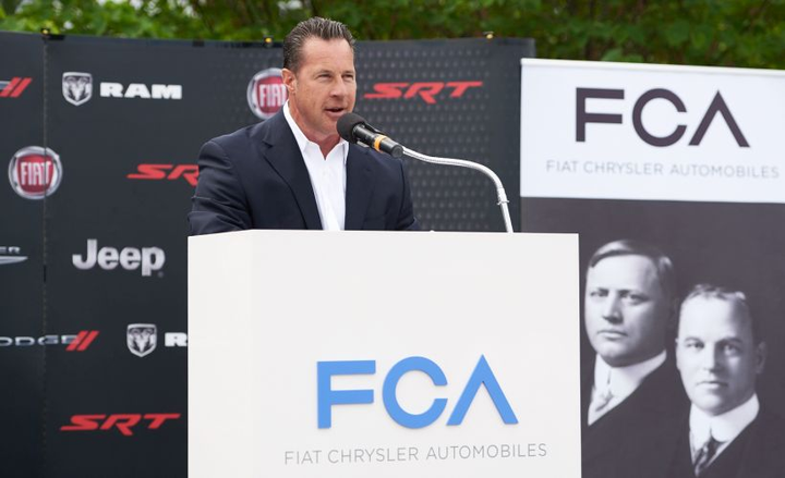 Reid Bigland is returning to head the Ram brand four years after departing that role.