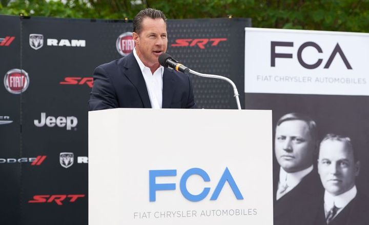 Reid Bigland is returning to head the Ram brand four years after departing that role.  - Photo courtesy of FCA.
