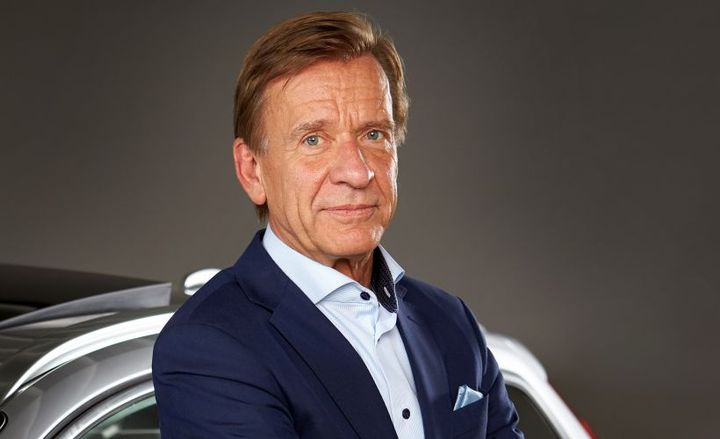 Håkan Samuelsson, president and CEO of Volvo Car Group