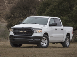 FCA will offer 2019-MY incentives on 28 vehicles, including itspair of Ram 1500 pickups.