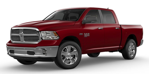 The Ram 1500 Classic will be available in four trim grades, including Tradesman, Express, Big...