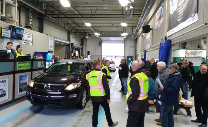 Fleet consignors saw a 6.2% increase in values in December compared to a year ago, in what was the strongest wholesale segment.