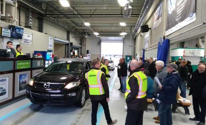 Fleet consignors continue to see relative strength compared to vehicles from dealers and manufacturers at ADESA auctions.