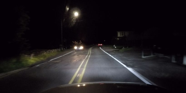 European vehicles with adaptive driving beam headlights increase roadway lighting by as much as...