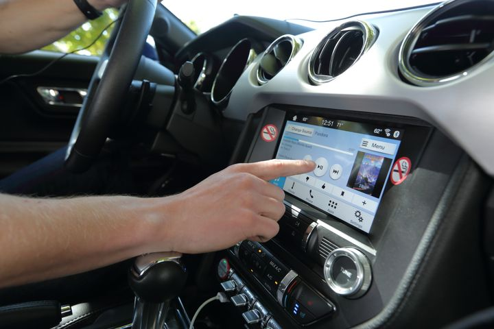 A new study from AAA looks at the use of infotainment systems by older and younger drivers.