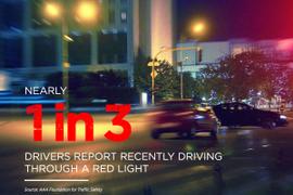 Red Light Running Fatalities Reach 10-Year High