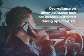 Advanced Driving Tech Creating More Distraction