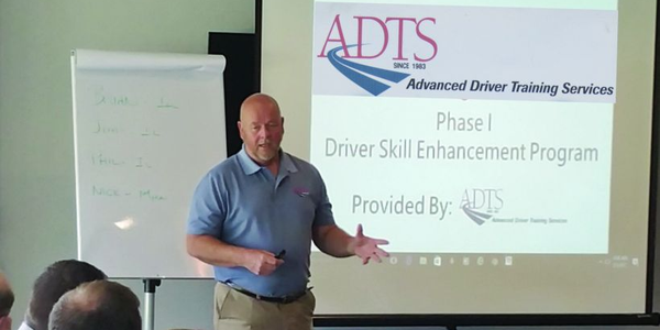 Advanced Driver Training Services will begin offering Special Topic Presentations on distracted...