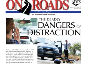 ADTS Offers Safety Publication to Commercial Drivers