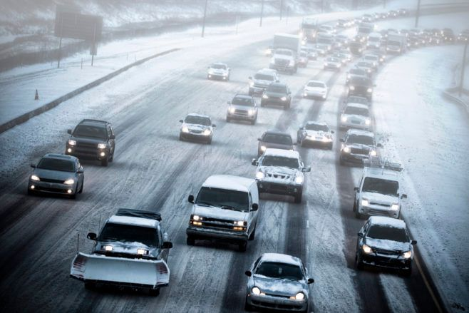 Allstate has ranked the 10 safest cities for driving during wet weather.